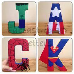 Fabtastric 3D letters