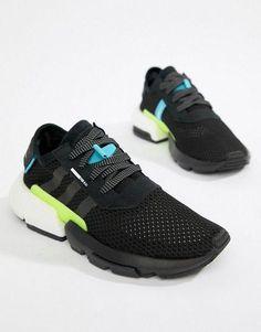 online store 44d6a ef894 adidas Originals Pod-S3.1 sneakers in black  Sneakers Adidas Originals, The