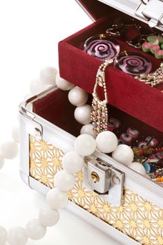 """""""Costume Jewelry - Unique jewelry pieces can be sold with a heavy price tag, especially if they have their original stamp or maker's mark. At JewelryWonder.com ...""""        Read more: http://www.oprah.com/home/How-to-Care-for-Valuables-in-the-Home-What-Are-Your-Possessions-Wor/3#ixzz1o5uEFWDU"""""""