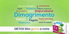 TORNO IN FORMA : DETOX Slim Giorno e Notte