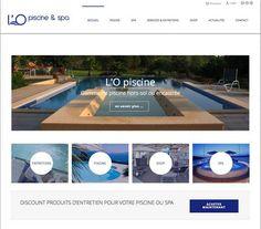 Création d'un site e-commerce pour un spécialiste dans la construction de piscines & spas. L'O piscine & spa a fait confiance à Edenweb pour la création de son site e-commerce  sous WordPress www.lopiscine.ch/