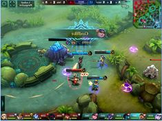Mobile Legends: Bang Bang -Mobile Android- Fantatic game:Join your friends in a brand new 5v5 MOBA showdown against real human opponents, Mobile Legends: Bang Bang! Choose your favorite heroes and build the perfect team with your comrades-in-arms! 10-second matchmaking, 10-minute battles.