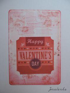 šťastný Valentín
