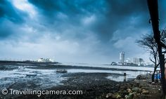 Last month I had a quick visit to Mumbai and explored some parts of the city with Desi Traveler. On the last day, we booked taxi and kept moving from one place to another. Haji Ali was one of the halts on our way. This Photo Journey shares more about Haji Ali Dargah in Mumbai, timings and some do's/don'ts.Haji Ali Dargah is located on shoreline and high tide area in Mumbai. The very first photograph of Haji Ali is clicked from the road where you need to park the car, if planning to visit…