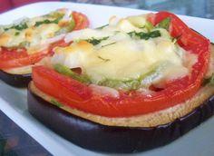 Eggplant Tomato Deluxe