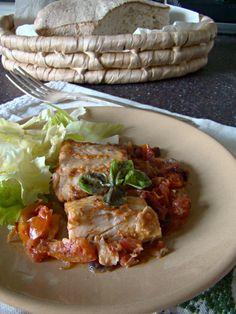 pesce persico alla Kenyota  / Viaggiare come mangiare