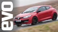 #Renaultsport Mégane vs #Seat Leon Cupra [evo Track Battle]
