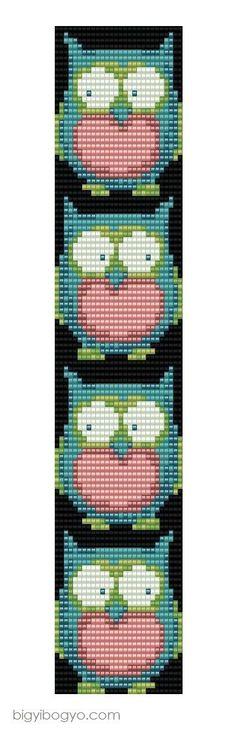 Схемы плетения на станке: браслеты из бисера с орнаментом | Плетение бисером