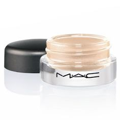 MAC: Paint Pot in Bare Study. I love this as a base for your eye makeup. It intensifies whatever colours you put on top of it! It also helps your makeup last hours longer!