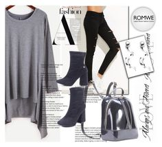 """""""ROMWE 18/2"""" by melissa995 ❤ liked on Polyvore"""