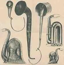 Ancient Hearing Aids...