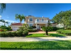 T2705359, 5 beds, 6 baths 1422 JUMANA LOOP Lovely 5 bedroom 5.5 bath home in the Gated Waterfront Community of Andalucía. Large lot with superior mature landscaping. A kitchen that would make anyone thrilled. It features granite counter-tops, center island,  Sub zero refrigerator/freezer, Wolf 5 burner finger touch glass cook top, Wolf 30 inch double convection ovens, Jenn-aire microwave and a Bosch dishwasher