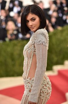 Kylie Jenner at the 2016 Met Gala.