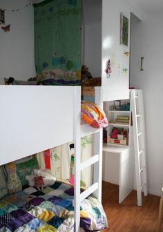15 Modern And Cool Kids Bunk Bed Designs Kidsomania | Kidsomania