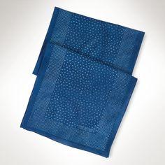 Polo Cotton Scarf