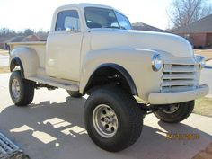1948 Chevy pickup 4x4 |Pinned from PinTo for iPad|