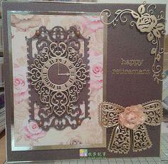 牧莎記事DIY手藝網站 -- Tattered Lace 蕾絲刀模 - Ornamental Rose (網購單一價)