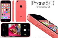 Original Apple iPhone 5C A1456 16GB Factory Unlocked 4G Smartphone Pink US | eBay