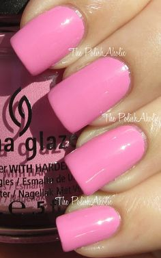 China Glaze Dance Baby