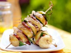 BBQ Ideas for Fathers day:Toppertje voor bij een barbecue Barbecue Recipes, Grilling Recipes, Cooking Recipes, Tapas, Cobb Bbq, Bbq Party, Summer Bbq, Bbq Grill, Summer Recipes