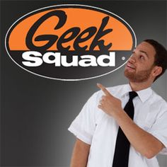 What makes a Geek Squad Agent? That crisp white shirt, those shiny ...
