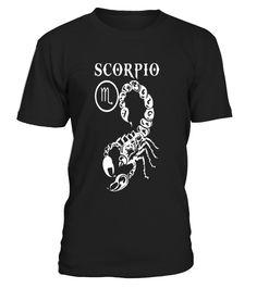Scorpio Men Shirt T Shirt 5
