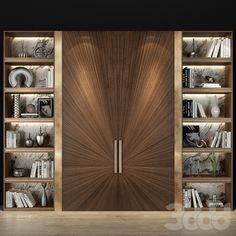Interior Design And Build, Office Interior Design, Luxury Interior, Wall Wardrobe Design, Wardrobe Door Designs, Cabinet Furniture, Home Decor Furniture, Furniture Design, Home Window Grill Design