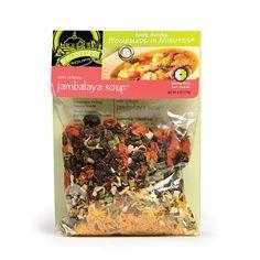 Jambalaya Frontier Soup. Yum. 'Nuf said.