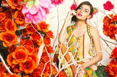 #nadirfirozkhan #bonanza #flowers #spring #Summer #pakistan #editorial #fashion #fashionshoot