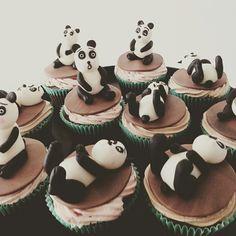 Sweet pada cupcakes