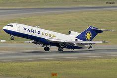 VARIG Boeing 727