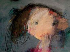 Arthus Akopjans Woman Painting, Figure Painting, Modern Art, Contemporary Art, Artist Portfolio, Portrait Art, Face Art, Figurative Art, Mixed Media Art