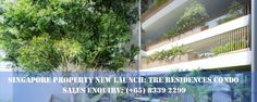 Buy Tre Residences - Singapore Condominium Launch