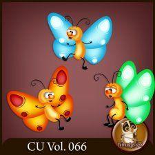 CU Vol. 066 Animals Pack 27 by Lemur Designs