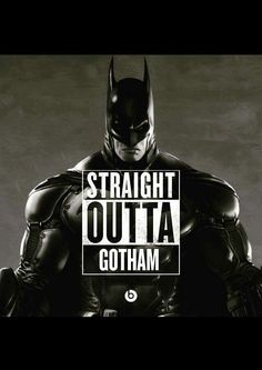 #Batman I need a shirt that says this!!!