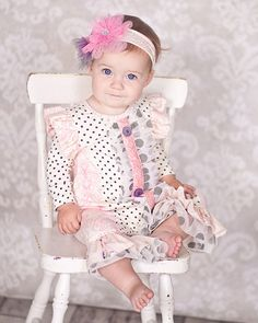 Giggle Moon Graced Longall -preorder – Posh Closet Children's Boutique