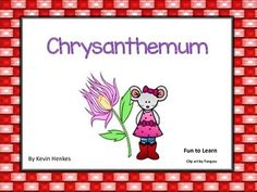 chrysanthemum book review