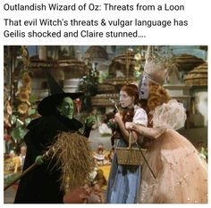 An Outlandish Wizard of Oz by Betty Server Slide 5 of 16
