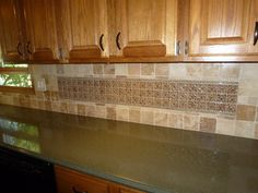 Custom Designed Backsplash - traditional - kitchen tile - cleveland - by Architectural Justice