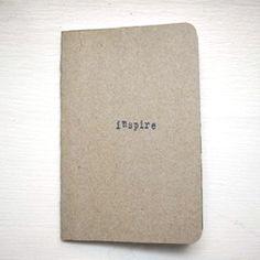 Super easy Faux Moleskin Notebooks!