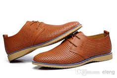 groom's shoes Wedding shoe Breathable beach shoes Hollow out men's fashion business shoes men's Work shoes Casual shoes sandals NSPX15