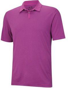 adidas ClimaCool Tonal Stripe Golf Polo 2015 CLOSEOUT
