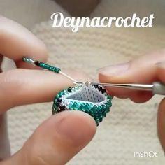 Hapishane işi bileklik @deynacrochet #boncukişi #hobby #hobi #handcrafted #crafter Crochet Rope, Bead Crochet, Crochet Earrings, Beaded Necklace, Beaded Bracelets, Free Crochet, Point Lace, Handcrafted Jewelry, Handmade