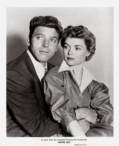 Burt Lancaster, Dorothy McGuire