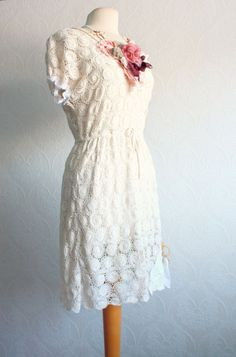 country style dresses for women | Dress Shabby Chic Clothing Upcycled Eco Clothes Romantic Dress Country ...