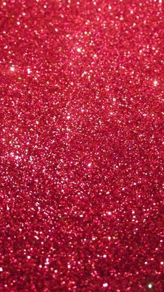 Red Glitter Christmas Texture iPhone 6 Wallpaper