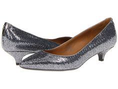 Isaac Mizrahi New York Gabriel Pewter Glitter - Zappos.com Free Shipping BOTH Ways