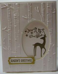 Christmas cards handmade design ideas 72 – Creative Maxx Ideas – New Year Christmas Friends, Christmas Cards 2017, Beautiful Christmas Cards, Xmas Cards, Stampinup Christmas Cards, Holiday Cards, Christmas Vacation, Homemade Birthday Cards, Homemade Christmas Cards