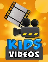 Videos educativos en inglés para los mas pequeños  http://www.turtlediary.com/kids-videos.html