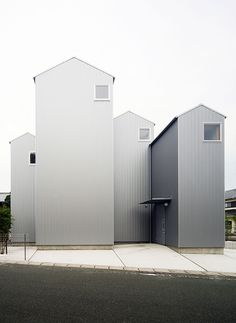 Shuhei Goto Architects · House in Kosai · Divisare